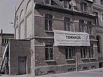Sie sehen ein Foto der Torhaus-Gedenkstätte Gera.