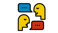 Symbolbild Kommunikation