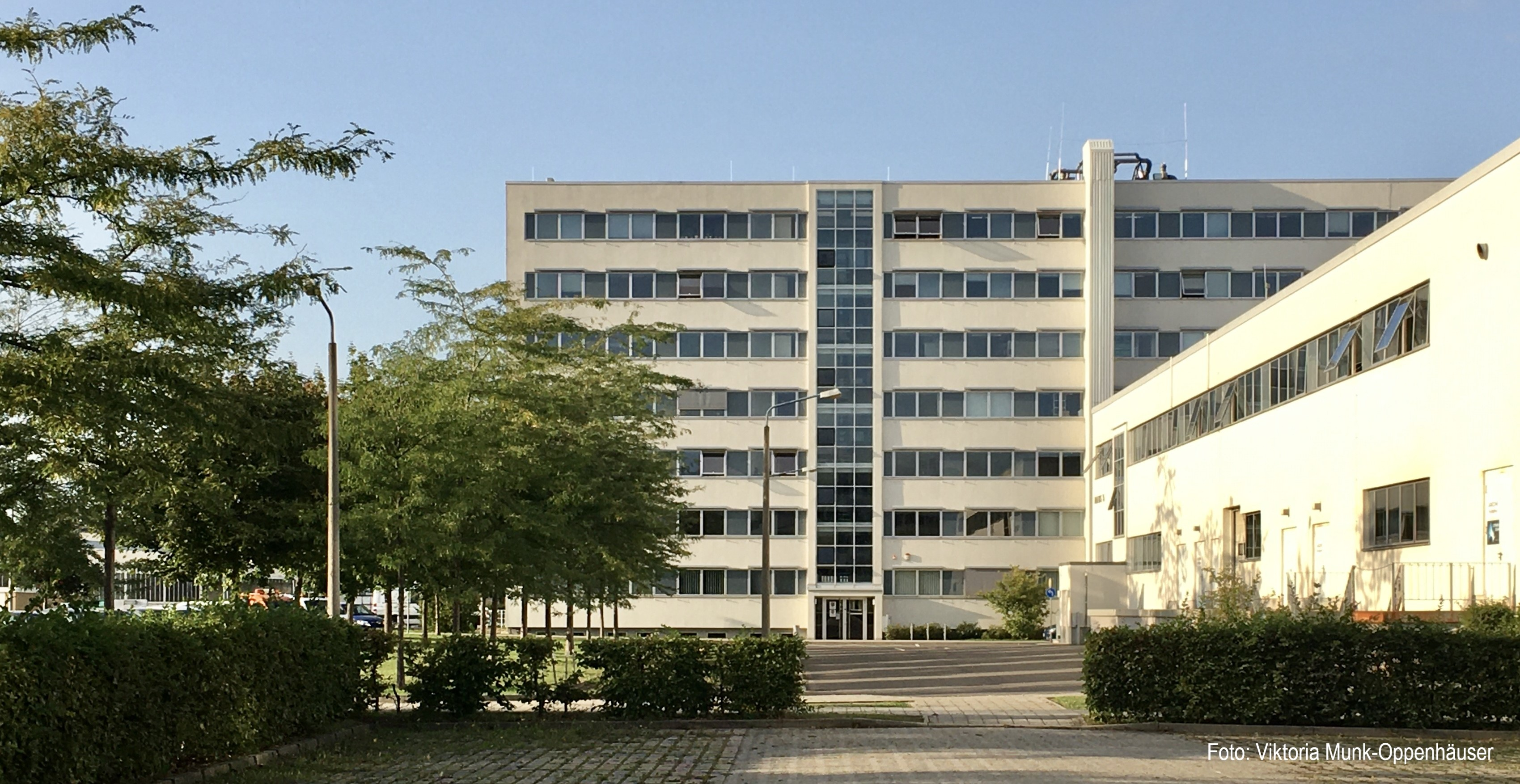 Gebäude des Schulamtes Ostthüringen