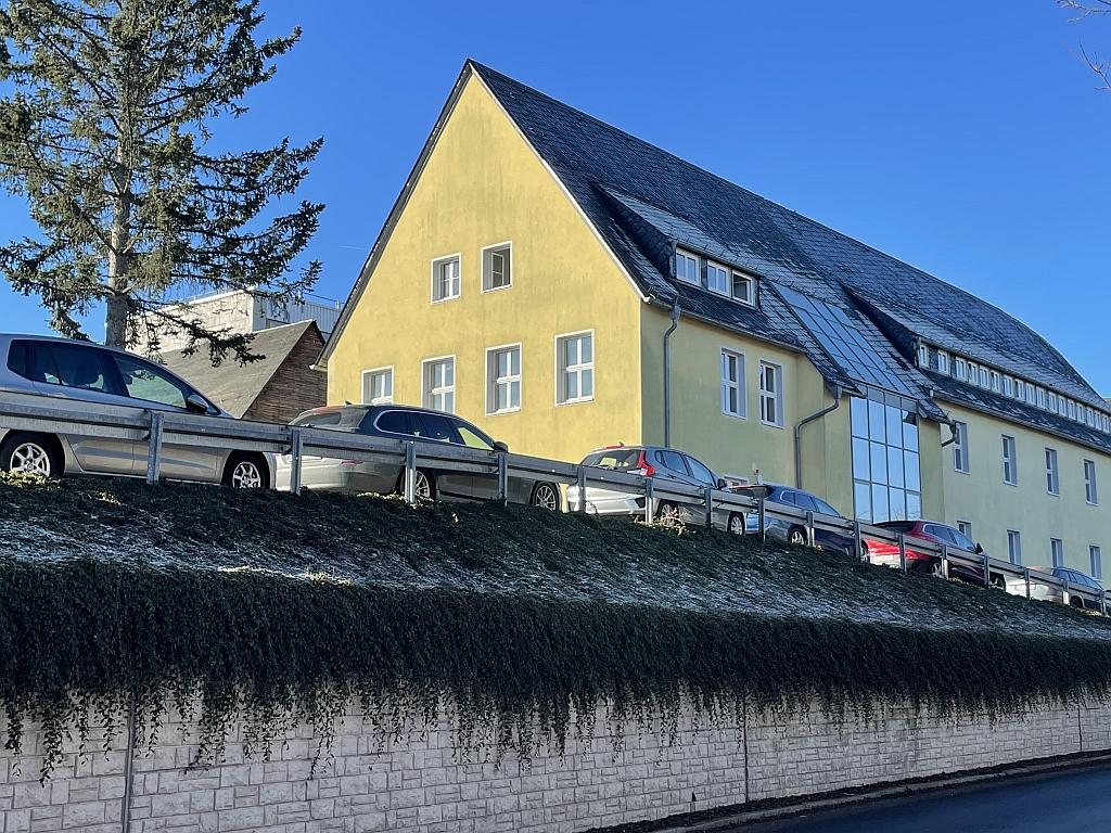 Schulamtsgebäude Suhl - Außenansicht