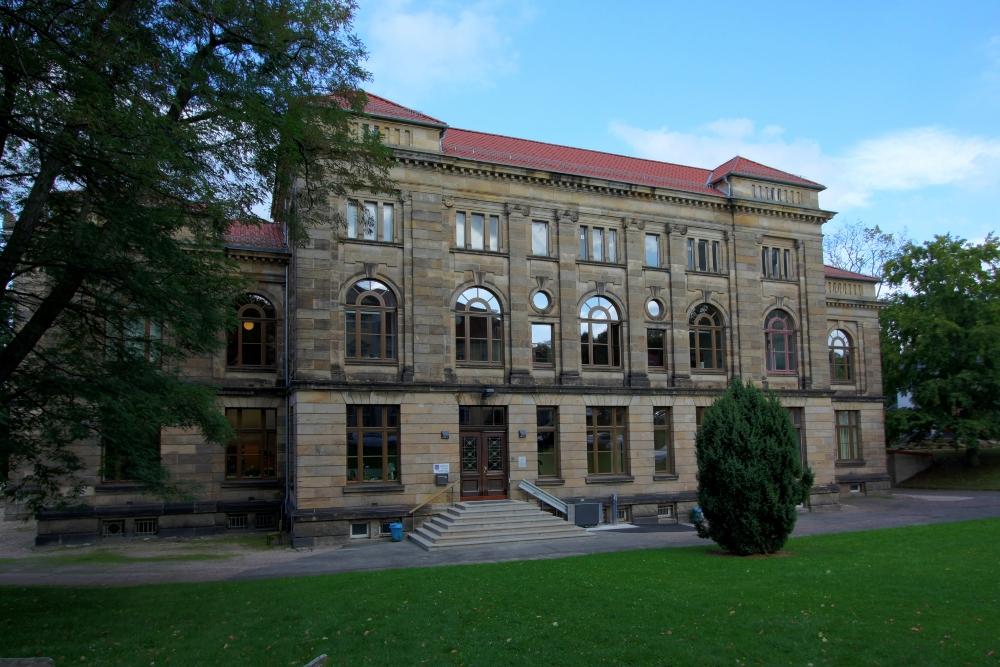 Gebäude des Staatlichen Schulamts Westthüringen
